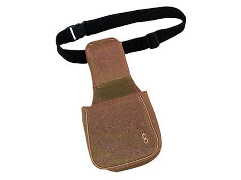 bob allen classic duplex shotgun shell pouch hull bag