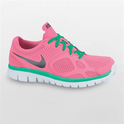 kohls nike shoes lace up in i pink nike shoes fitness kohls