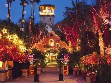 guide to christmas holiday events in southern california