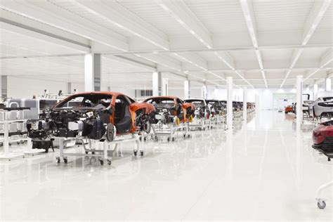 mclaren factory interior mclaren factory tour and sports series drive day the