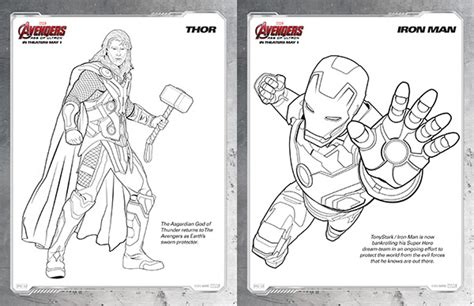 avengers coloring pages pdf free kids printables marvel s the avengers age of ultron