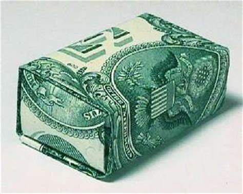 Origami Dollar Box - cool amazing arts 14 amazingly easy and origami tutorials