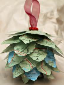 tree decorations to make at home 20 easy handmade ornaments and decorations easy