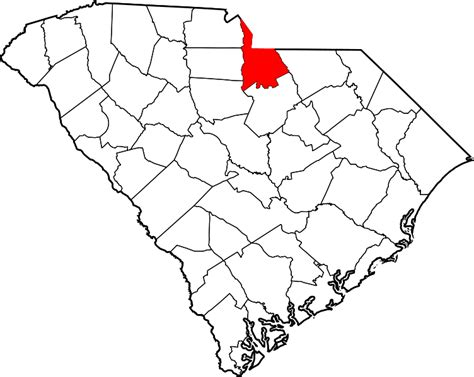 Lancaster County Sc Records File Map Of South Carolina Highlighting Lancaster County Svg Wikimedia Commons