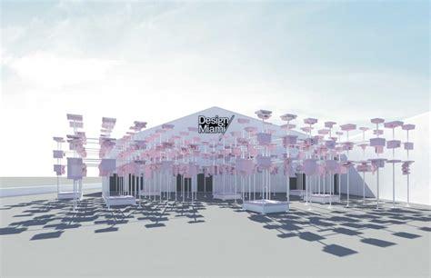 design center in miami harvard gsd designs unbuilt pavilion for design miami