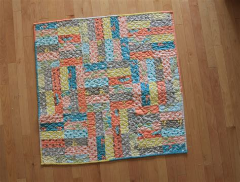 Baby Jelly Roll Quilt by Jelly Roll Baby Quilt Goldpom