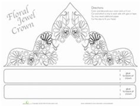 make your own tiara template fifteen 432 printable princess crown template wsource