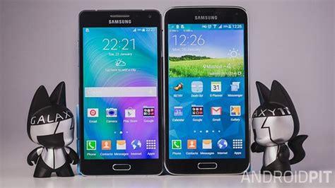 Samsung A5 Vs S5 Comparaci 243 N Entre El Samsung Galaxy S5 Vs Galaxy A5 Dos