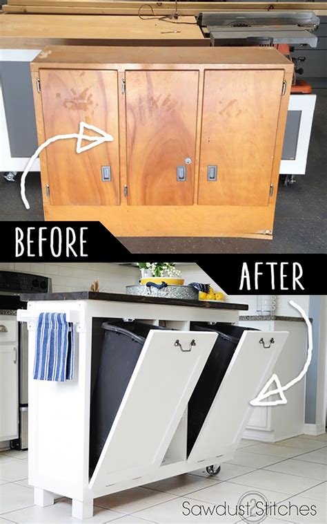 diy kitchen furniture 15 smart diy ideas to repurpose your furniture