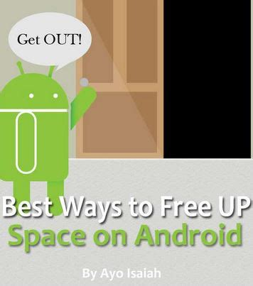 free up space on android best ways to free up space on android