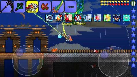 terraria free android terraria android quot duke fishron quot