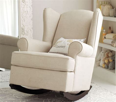 rocking sofa chair nursery ottoman and rocking sofa chair