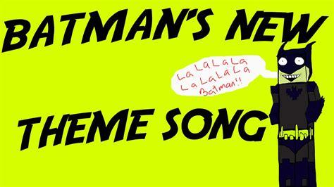 batman theme music youtube batman s new theme song bs adventures epi 1 youtube