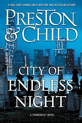 city of endless pendergast series books 10 city of endless pendergast series