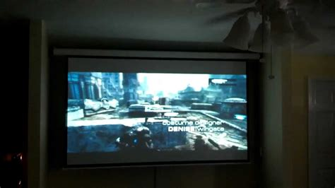 home theater projector    picture quality