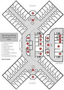 retirement home floor plans nursing home floor plans nursing home residential unit