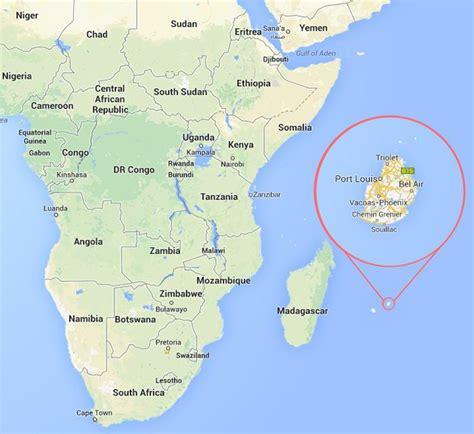 mauritius on the world map mauritius dreams holidays