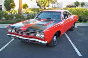 1969 road runner dodge plymouth