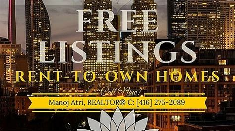 rent to own listings best rent to own homes toronto on buy gta real estate