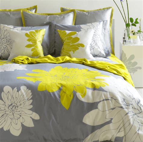 chartreuse bedding design a room with pops of chartreuse homejelly