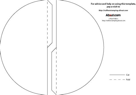 template to make a cone free paper cone pdf template in two sizes