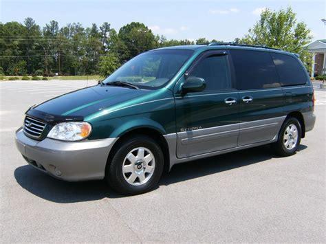 2003 kia minivan 2003 kia sedona information and photos zombiedrive