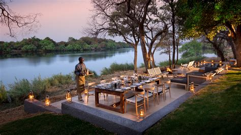 river house andbeyond matetsi river house zimbabwe safari