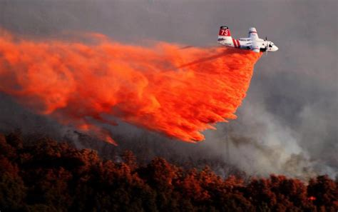 Wildfire At t 72 aviation