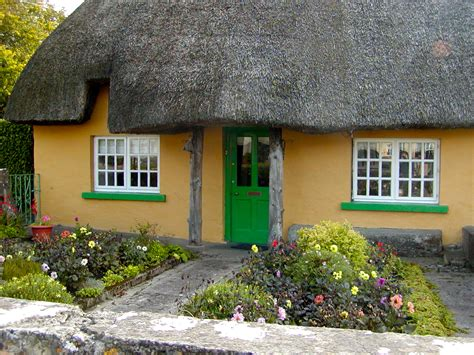 thatched cottage adare thatched cottage fireside travel and culture