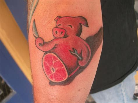 pig tattoos designs ideas and meaning tattoos for you