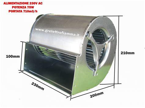 ventola per camino ricambi stufe a pellet ventola ventilatore centrifugo