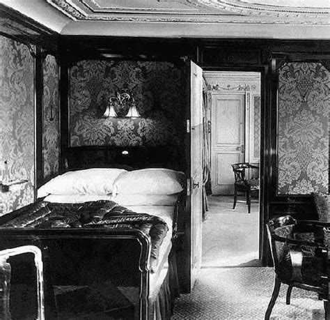 1st Class Cabin On Titanic by