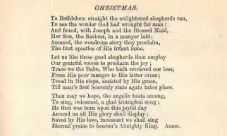6 christian christmas poems merry christmas