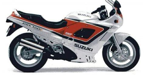 Suzuki 750f Suzuki Gsx750f