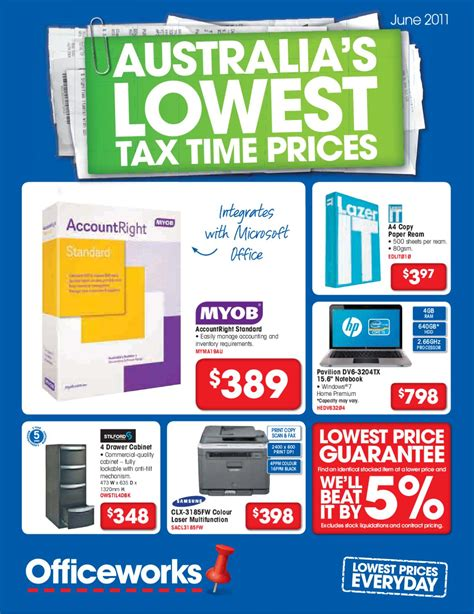 officeworks business june 2011 by atomic media issuu