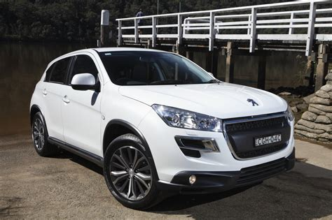 2012 peugeot 4008 active and allure first drive review 2012 peugeot 4008 first drive review 2012 peugeot 4008