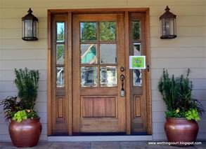 Front Entry Door With Sidelights The World S Catalog Of Ideas