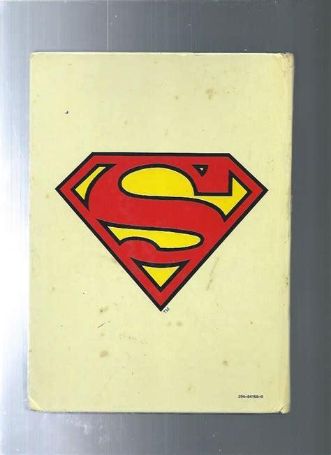 superman a pop up book hc 1979 random superman pop up book no 38 by ib penick paper engineering by art by curt swan bob oksner