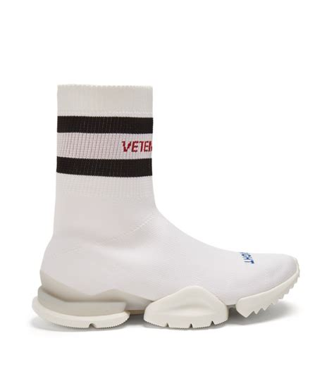 X Reebok Sock Sneakers valentino open sneakers