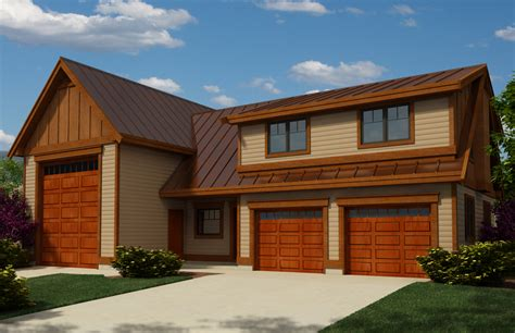 small homes with 2 car garage on foundation garage w apartments house plan 160 1026 2 bedrm 1173 sq