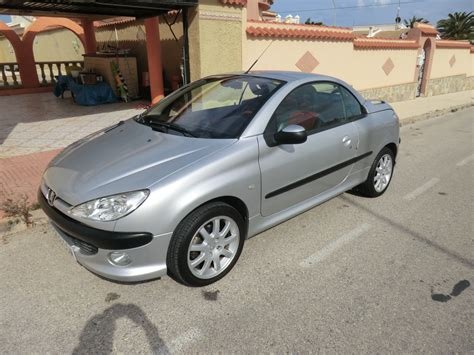 peugeot spain for sale peugeot 206 cc lady owner buy and sell items