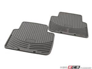 Bmw 328i Rubber Floor Mats Bmw E46 328i M52 2 8l 82550151489 Front All Weather