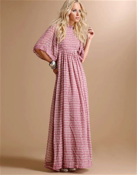 Maxi Soft Pink Maxmara Dress Muslim Elegan fashion 187 archive 187 transitional maxi