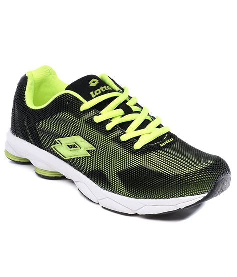 lotto sport shoe lotto black sport shoe price in india buy lotto black
