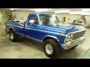 1979 ford f250 4x4 custom lifted pick up very nicely