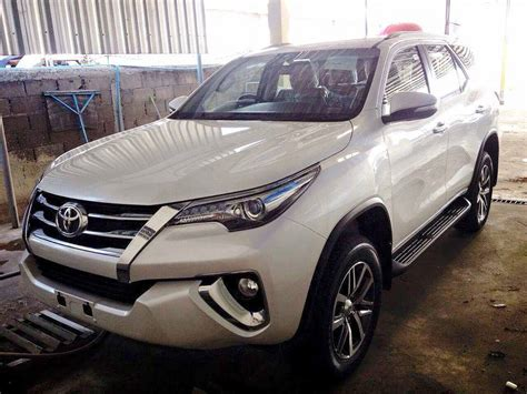 All New Innova List Bumper Depan Bawah Front Lower Bumper Trim Chrome new 2016 fortuner another look at toyota s hilux based suv carscoops