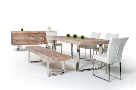 best modern dining tables in modern miami furniture store