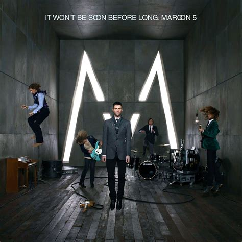maroon v album it won t be soon before long maroon 5 listen and