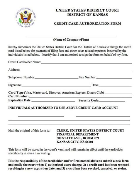 credit card on file authorization form template why government agencies are high risk for failing pci