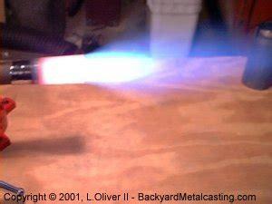 a simple homemade propane burner